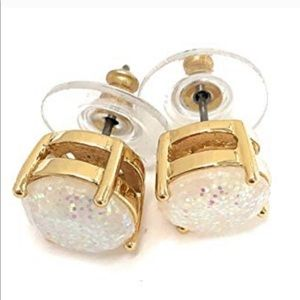Kate Spade Opal Glitter Earrings